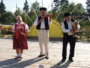Gajdošská muzika Polhoranka