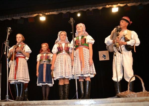 Horňácká gajdošská muzika